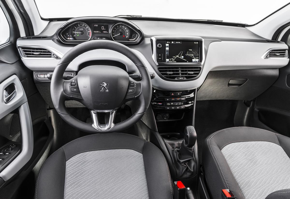 Peugeot 208 2016 tabela de pre os e itens das vers es for Interno peugeot 208