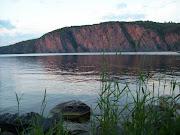 . and kayaking at Bon Echo Provincial Park, Mazinaw Rock, Ontario, Canada! (baffin paddler bon echo ontario canada)