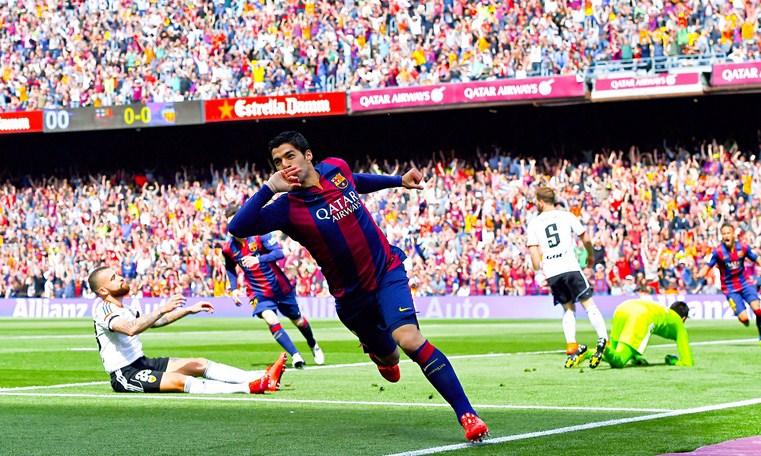 Barcelona vs Valencia Copa del Rey 2016