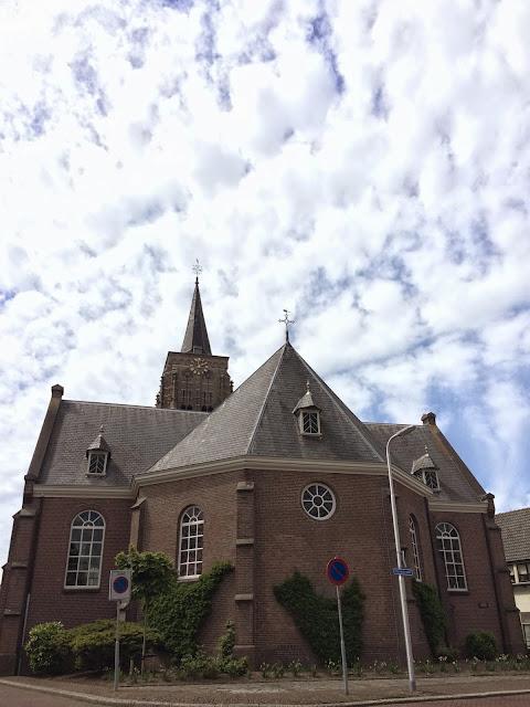 велосипедный маршрут по Нидерландам