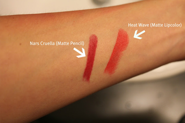 NARS Heat Wave Lipstick  Swatch Review and Dupe
