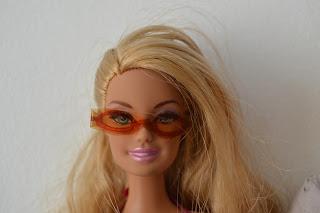 c4b0473bc Como fazer óculos para as nossas bonecas Barbie e MH óculos de sol e de grau.  Video passo a passo no nosso canal.