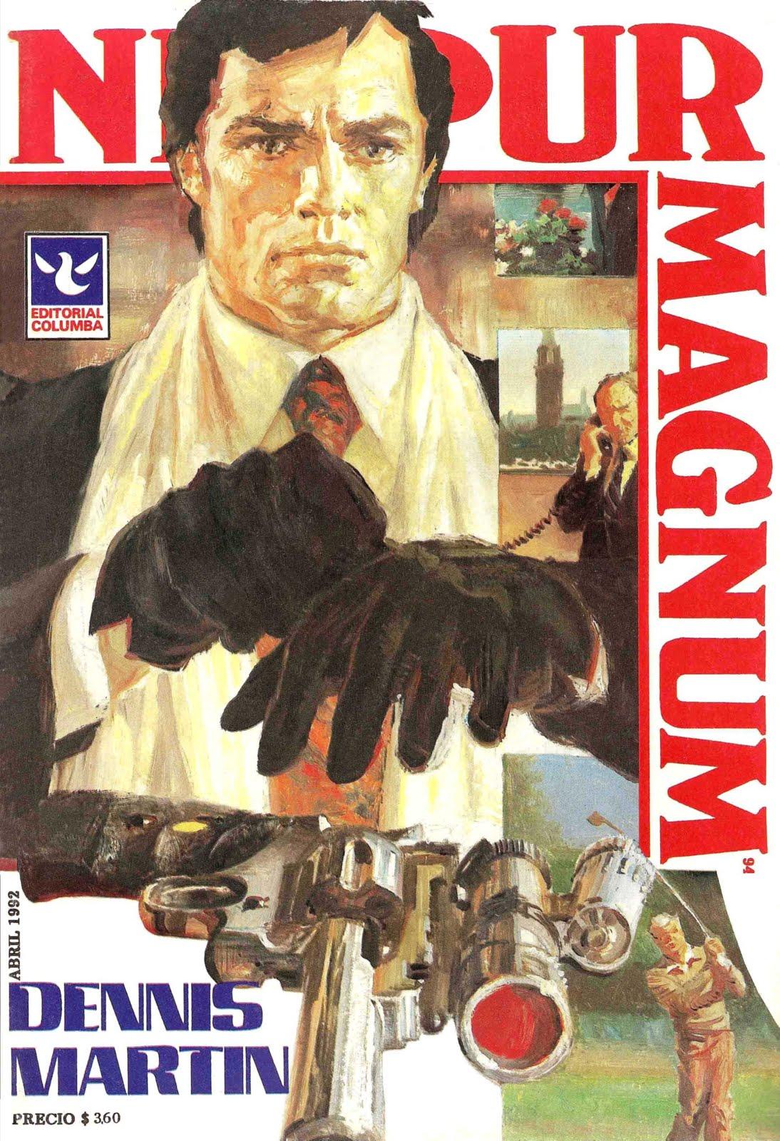 Todos los lunes: NiPPUR MAGNUM  ED. Columba - Argentina