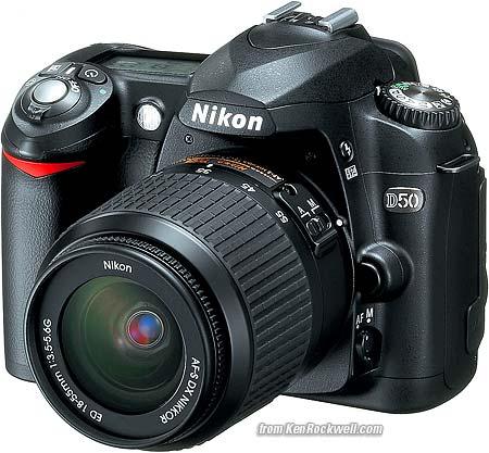 Daftar Harga Kamera DSLR Nikon Terbaru November 2012