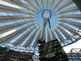 Potsdamer Platz, Hochhaus, Sony Center