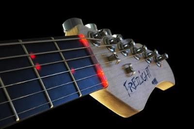 fretlight guitar, fretlight, summer namm 2013, namm, namm 2013, frelight guitars