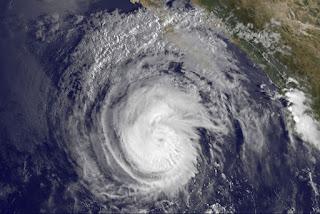 Hurrikan MIRIAM bedroht Baja Calofornia, Mexiko, Miriam, Satellitenbild Satellitenbilder, Vorhersage Forecast Prognose, aktuell, Mexiko, Baja California, Nordost-Pazifik, Pazifische Hurrikansaison, September, 2012, Hurrikansaison 2012,