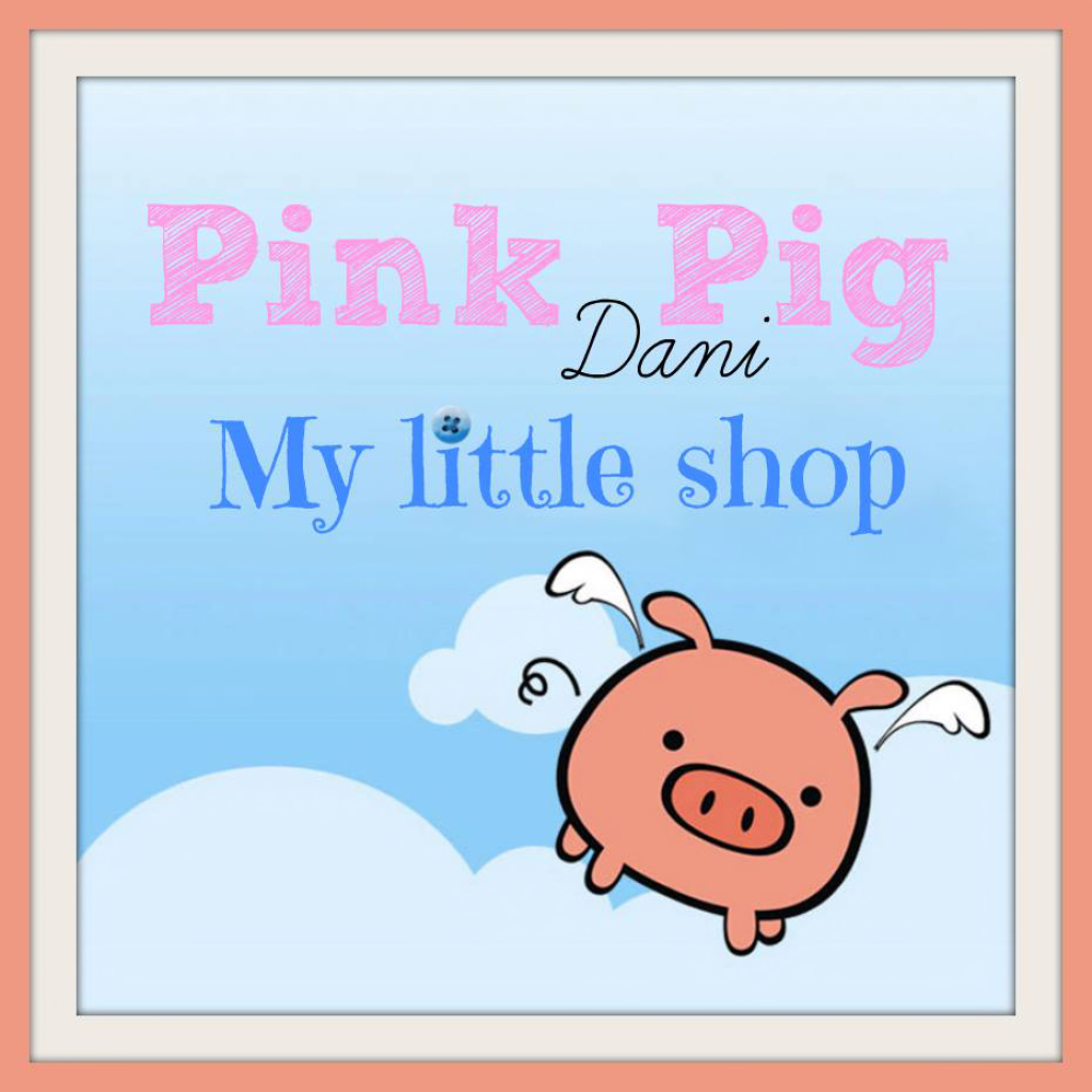 - Pink Pig Dani My Little Shop -