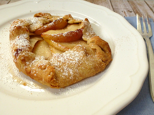 Apfelplunder, Apfelkuchen, Mürbeteig, vegan, Rezept, Blog