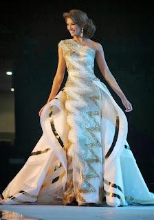 Desfile en traje de gala Miss Venezuela 2014 I - YouTube