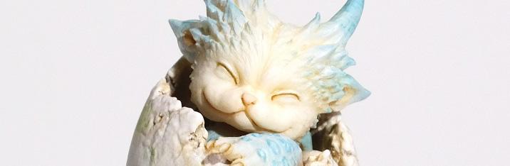 たまごドラゴン(ネコ)