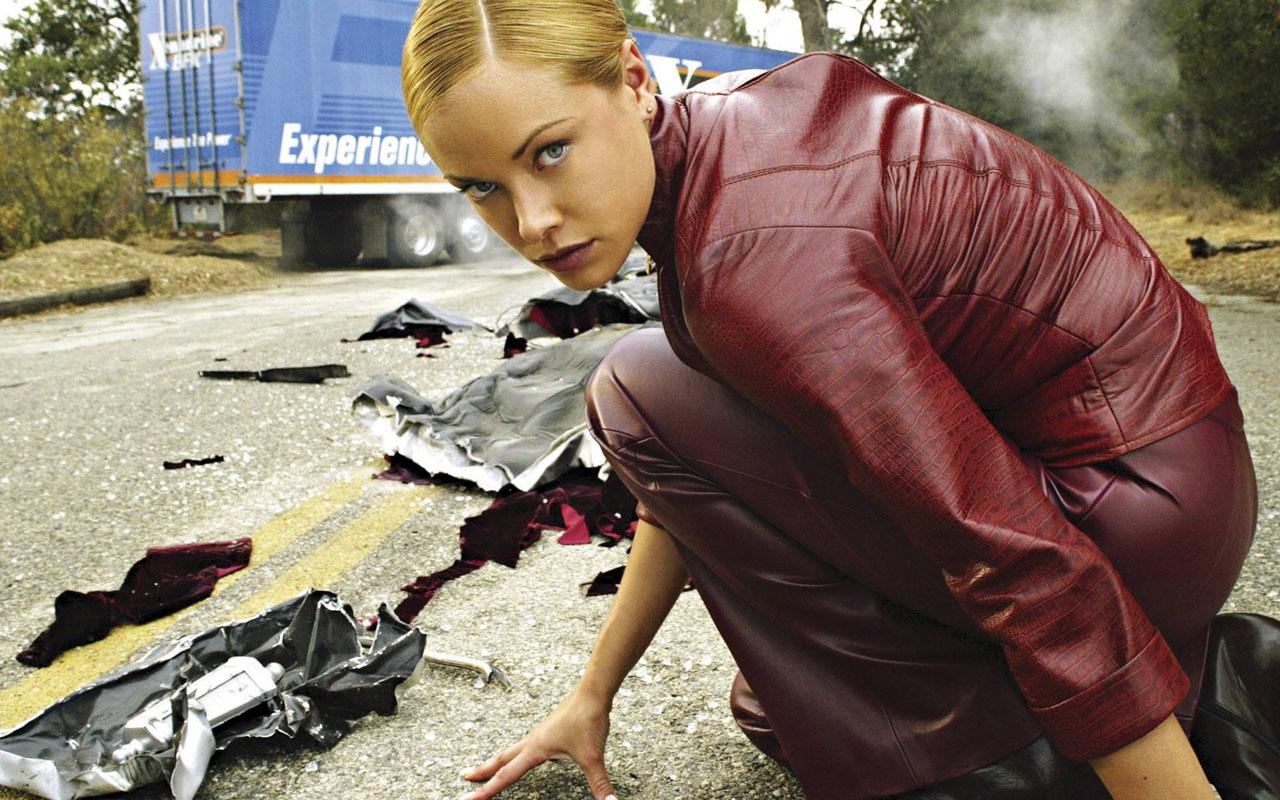 terminator 3 actress kristanna loken wallpapers - Terminator 3 Actress Kristanna Loken Wallpapers HD