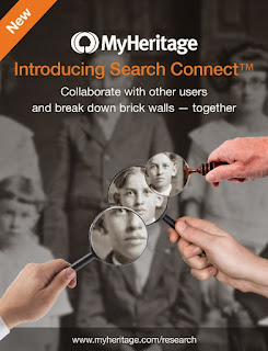 MyHeritage Adds New Collaboration Technology to its Search Engine for Family History Breakthroughs