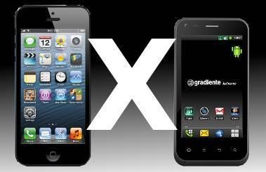Gradiente iPhone e o iPhone 4S