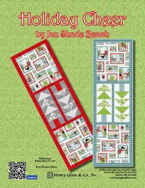 http://www.henryglassfabrics.com/project/holiday-cheer-table-runner/