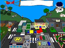 La ciudad de los juegos