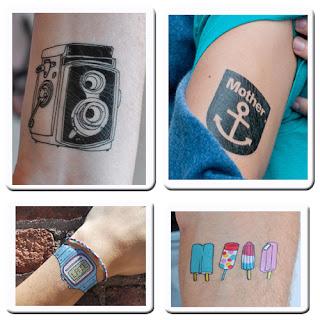 DIY Comment faire un tatouage temporaire ?