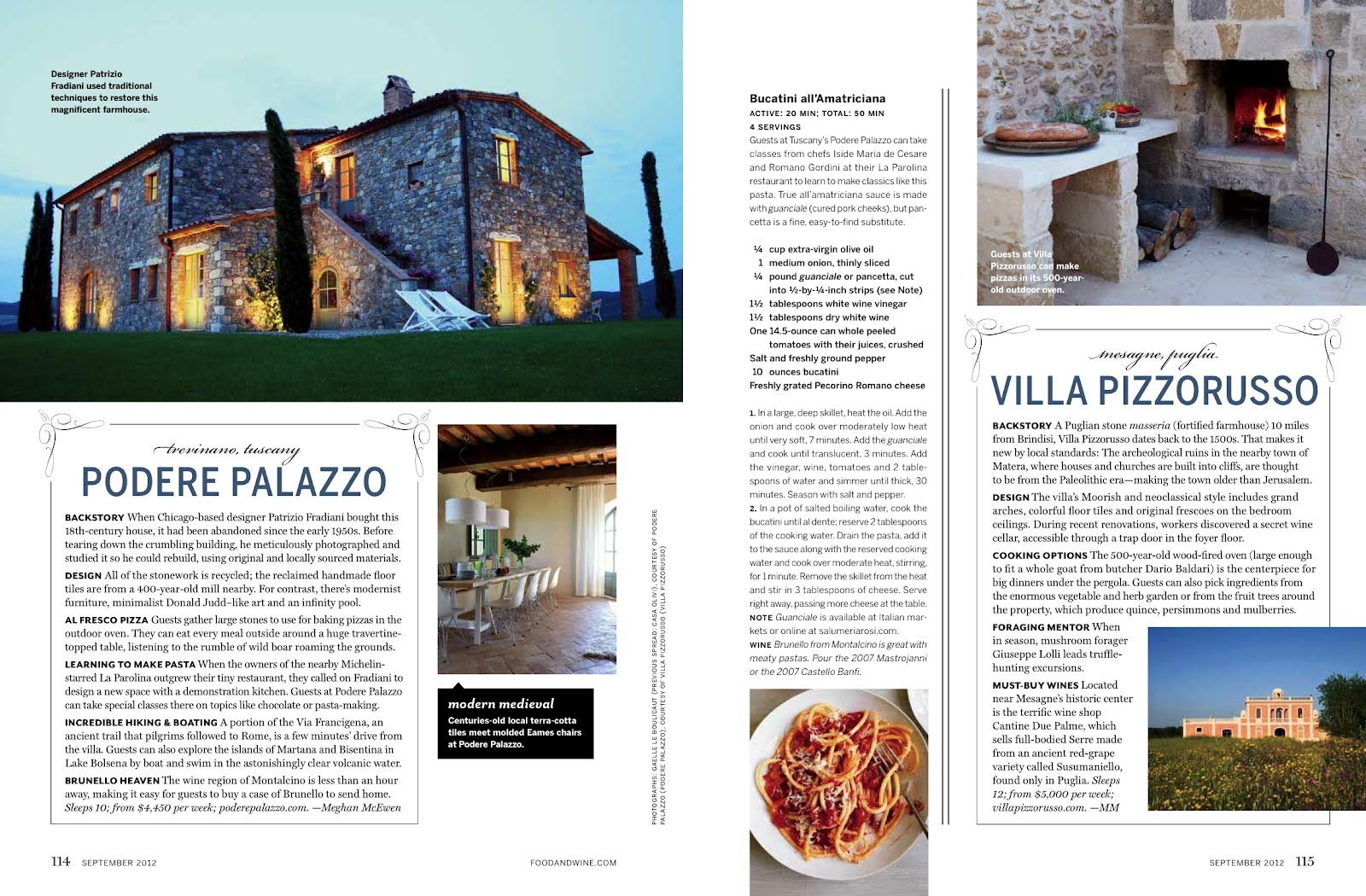casa olivi: Casa Olivi in Food&Wine New York! Yeah!