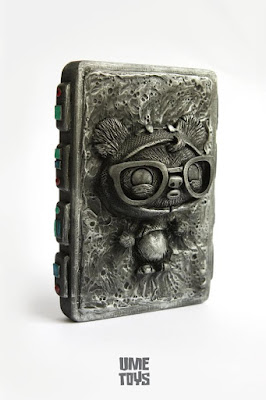 GeekWok in Carbonite Star Wars Resin Figure by UME Toys