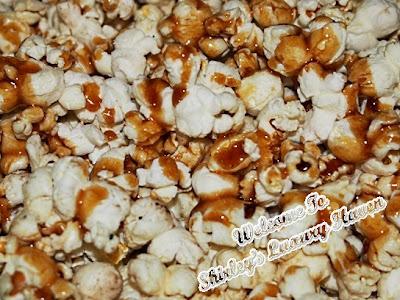 happy call coffee popcorn