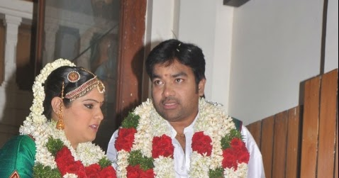 Actor Shiva Weds Priya Tamil Marriage Stills 9