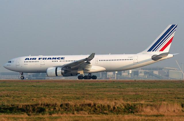 Kecelakaan pada pesawat Air France Flight 447