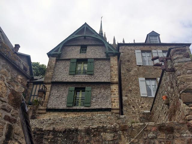 Blog Cafe Chic Choc Le Mont-Saint-Michel, Normandia, Francja, 2015