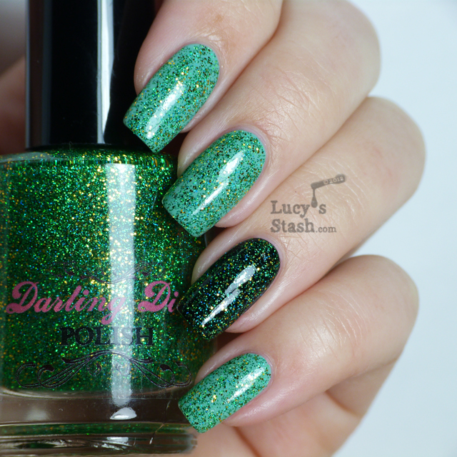 Lucy's Stash - Darling Diva Leprechaun's Gold