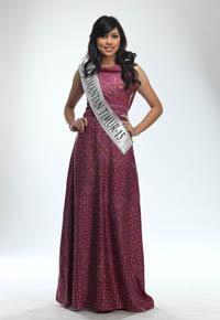 MISS INDONESIA 2011 CONTESTANT - Afina Dewi Maraya