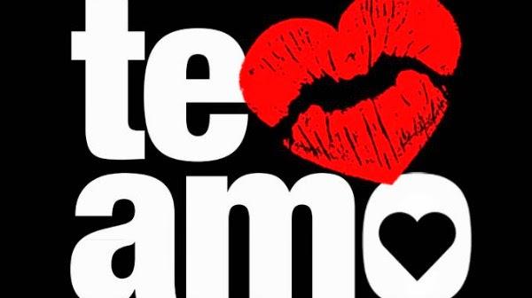 Cartas de amor, te amo,