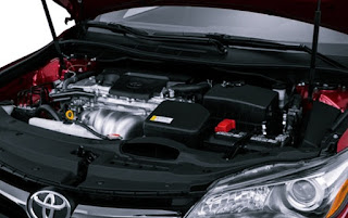 2016 Toyota Camry XSE V6 Review Engine