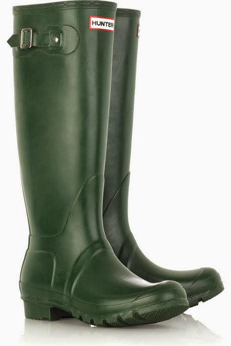 Hunter Wellington Boot Preppy Bloomingdales Upper East Side