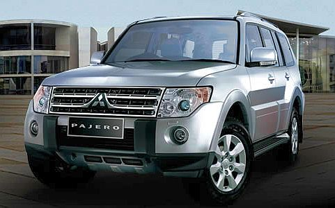 Price Of Mitsubishi Pajero Super Exceed