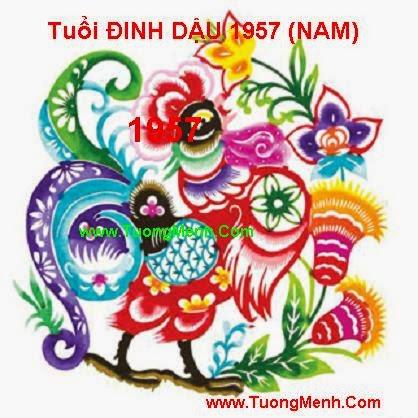 Tuoi Dinh Dau 1957 Nam Mang