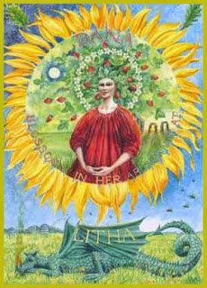 Litha, la dea bianca