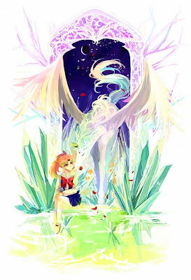 sailor chibi moon and helios  Chibiusa and Helios