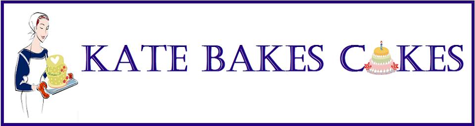Kate Bakes Cakes