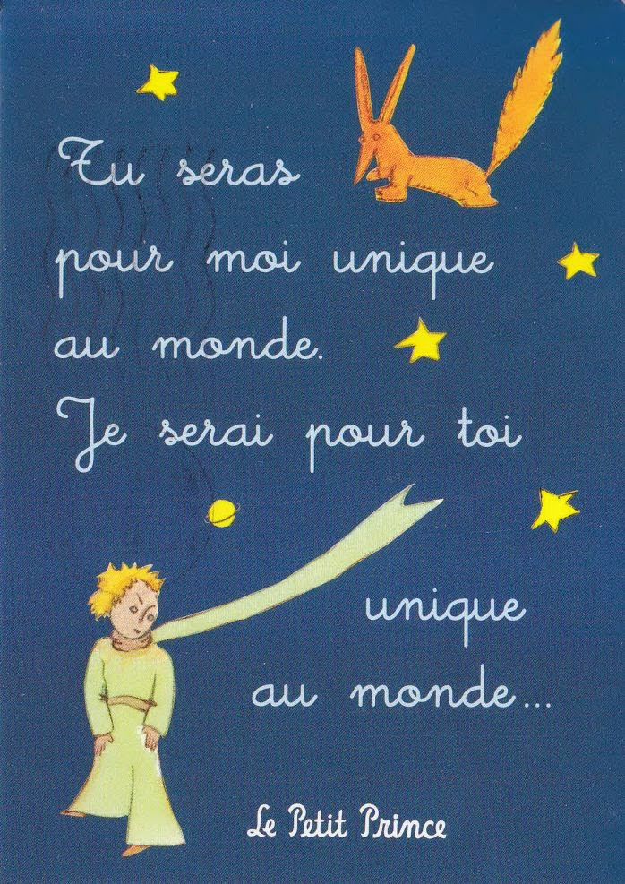 le petit prince quotes in english quotesgram. Black Bedroom Furniture Sets. Home Design Ideas
