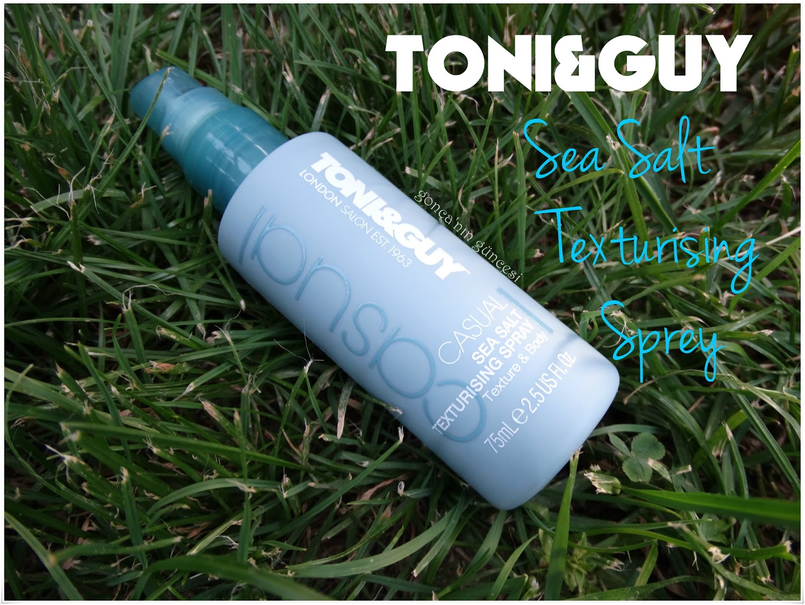 Toni&Guy Sea Salt Sprey