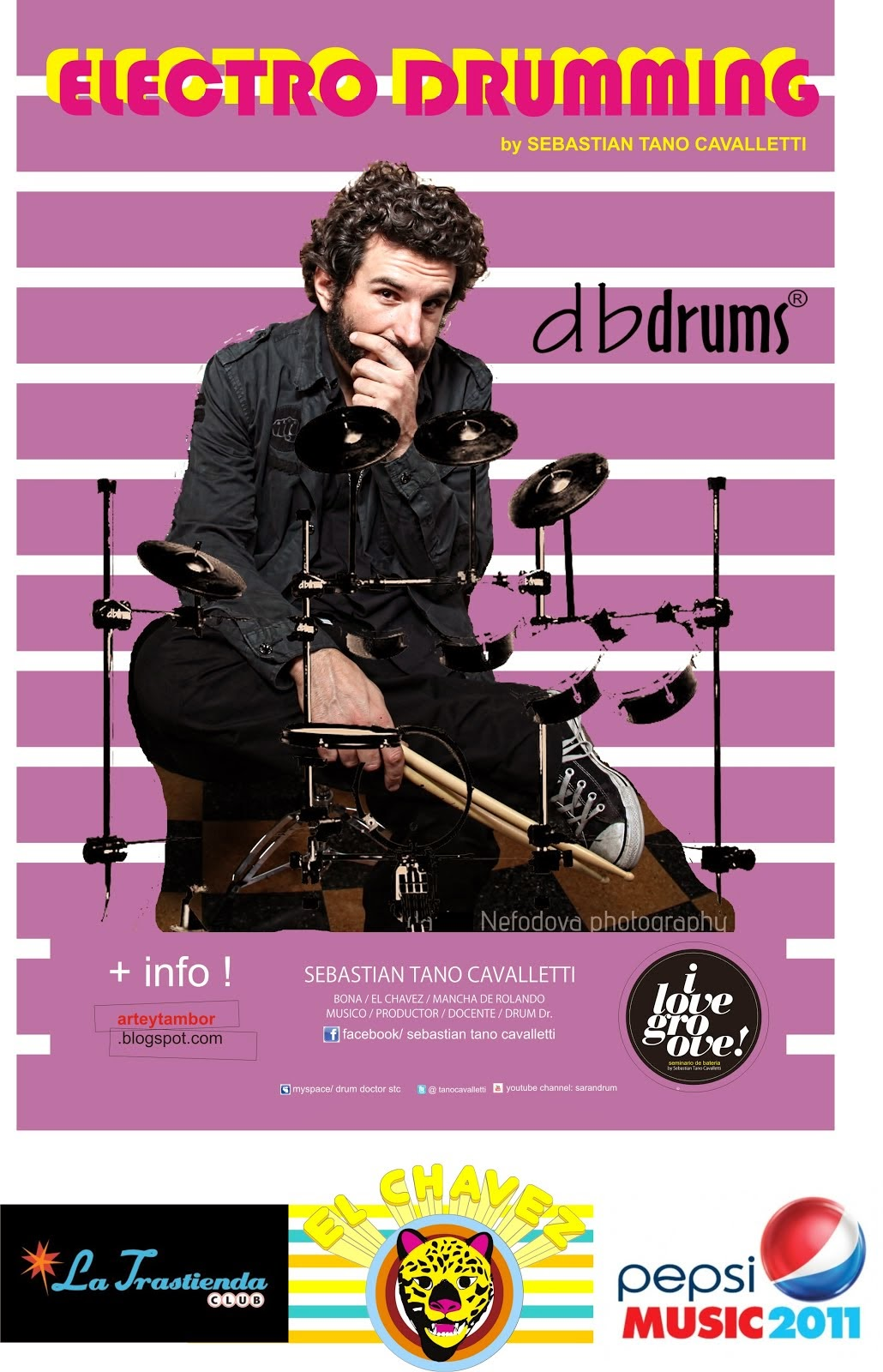 dbdrums ad