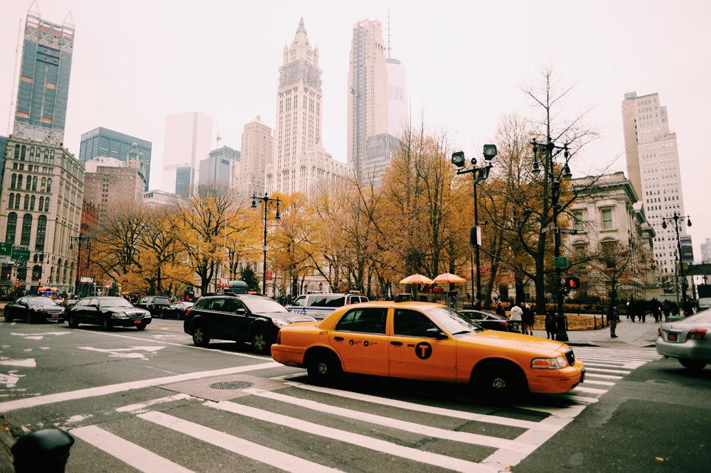 forhåndsbestille taxi fra newark