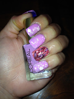 L'Oreal What's on my nails
