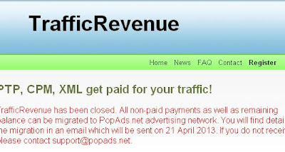 Traffic Revenue