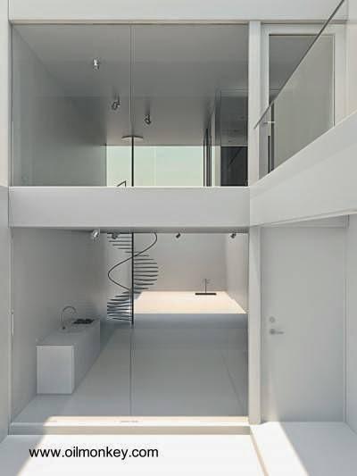 Casa de estilo Minimalista en China