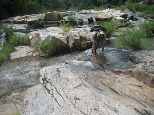 Gia Lai: Khám phá suối đá ở ngoại ô Ayunpa