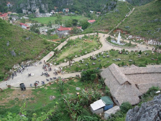 Localização Lang Filho - Vietnã