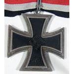 cruz de hierro de caballero
