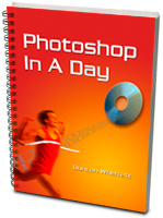 Edit photo with photoshop and learn photoshop within a day