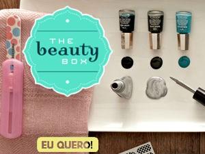 cuide das suas unhas na Beauty Box