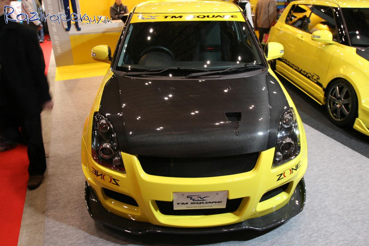 ���������� + �� ������������ Suzuki Swift